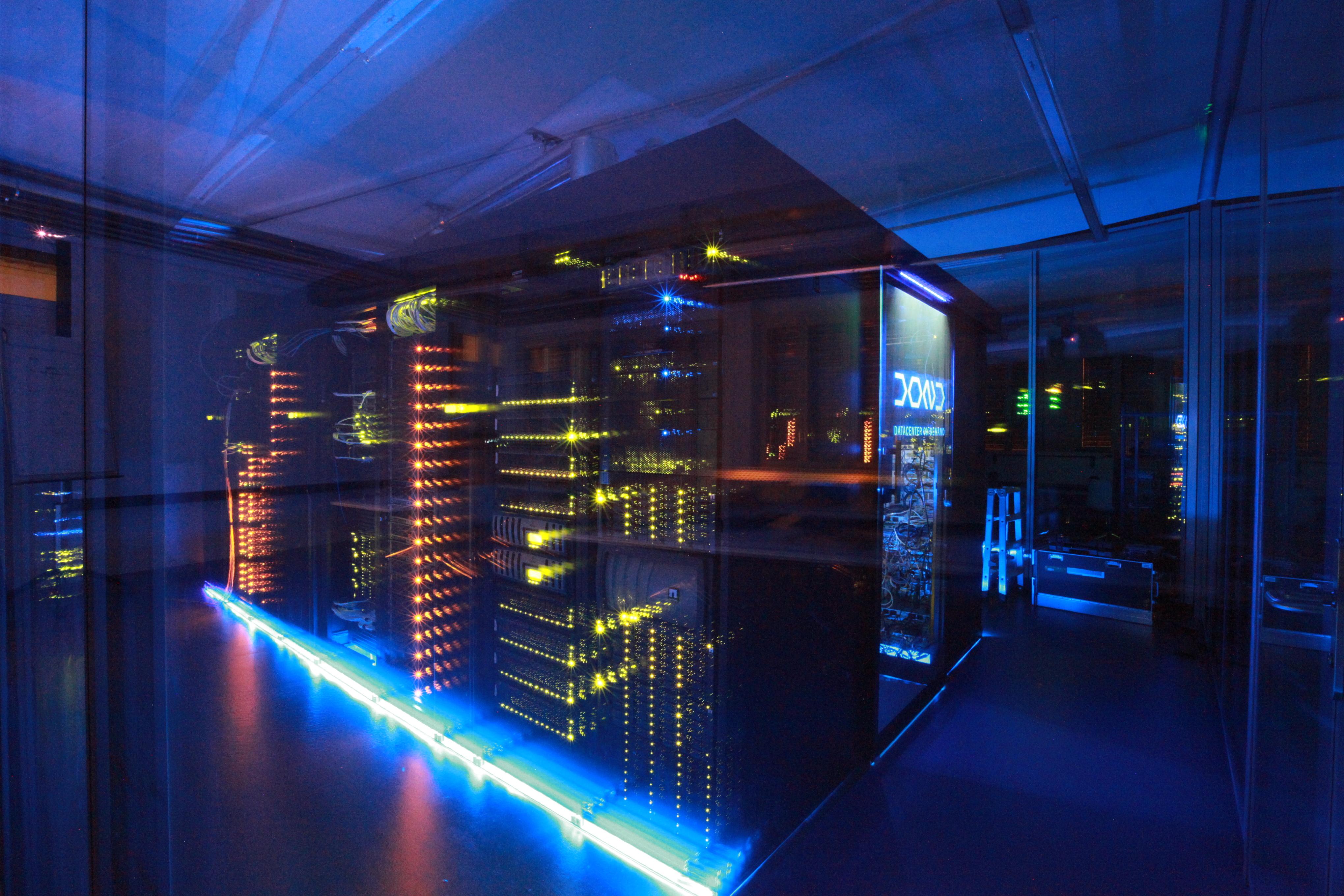 September 2012 D On D Datacenter On Demand