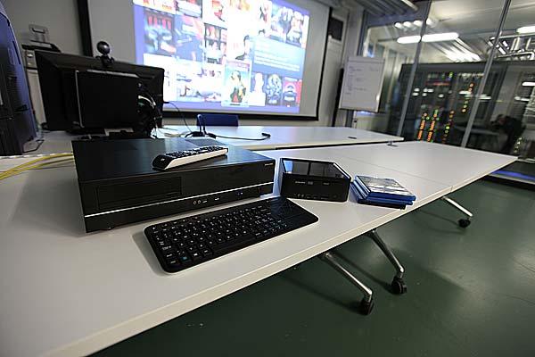 Prime Time Mediacenter